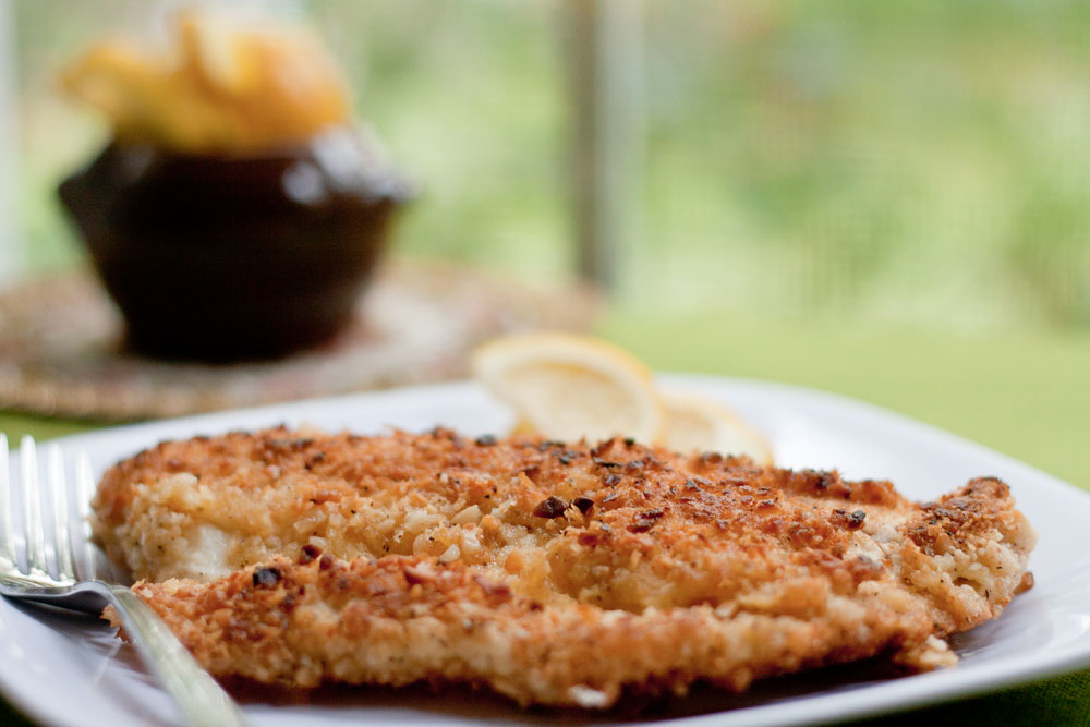 fish macadamia nut crusted tilapia macadamia nut crusted macadamia nut ...